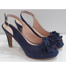VANITAS 1801 ante azul, flor